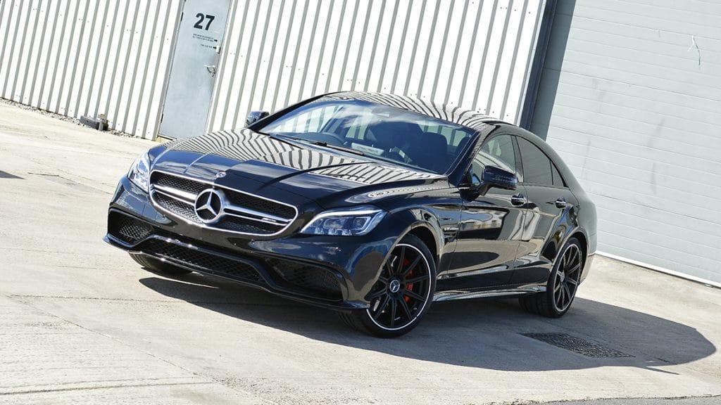 Mercedes CLS 63S AMG