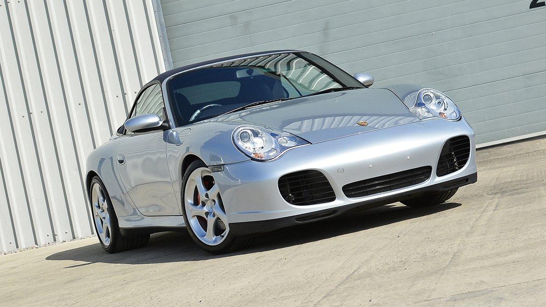 Suntek Ultra Paint Protection For Porsche 996